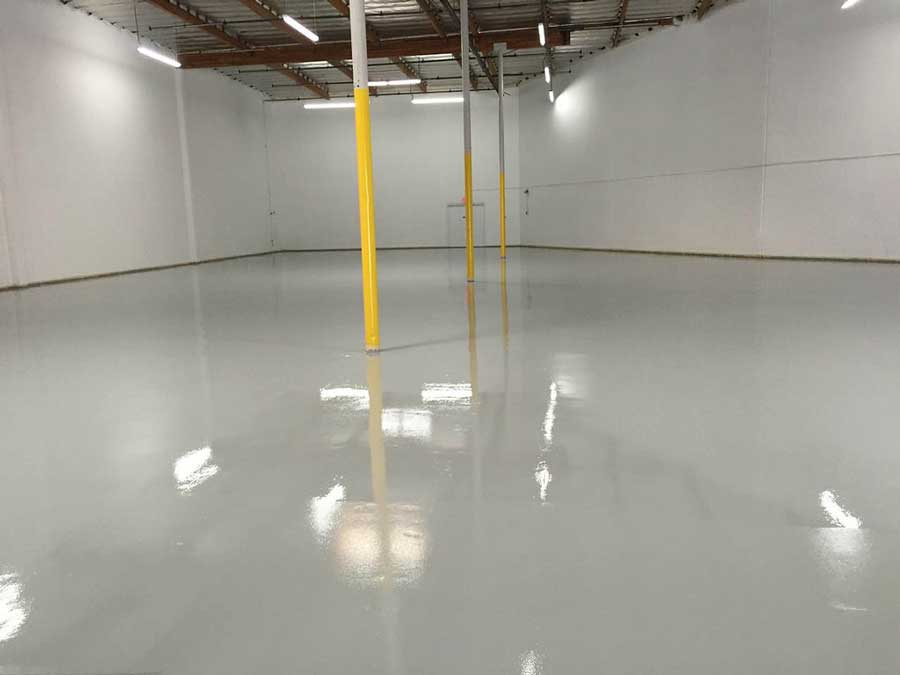 Resinous Flooring | Corinth Texas