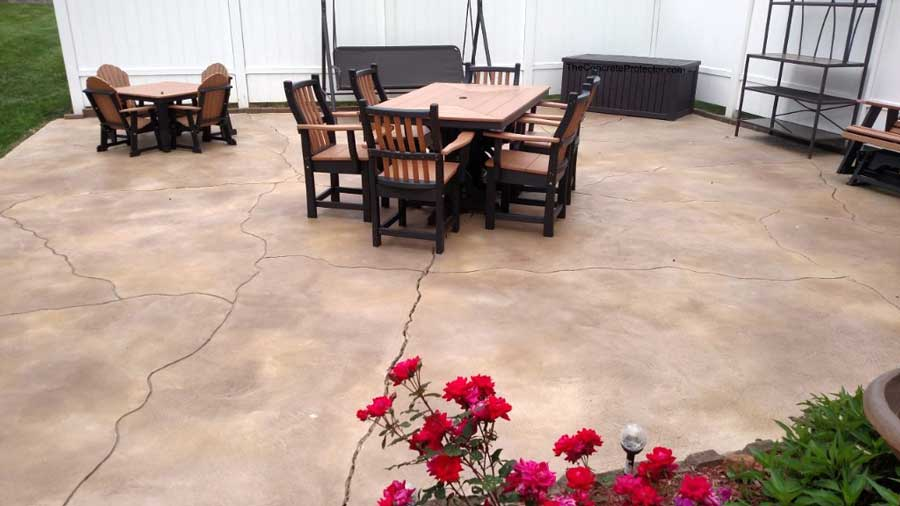 TexKrete | Stained Concrete | Corinth Texas